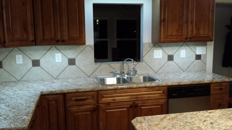 cabinets with laminate top HD golden ramano crescent edge& stainless sink